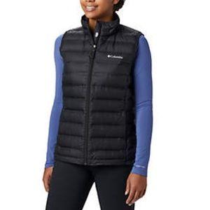 NWT Columbia LG Renferme Heat Seal Puffer Vest